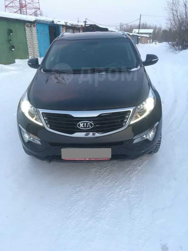 Kia Sportage, 2012 год, 825 000 руб.