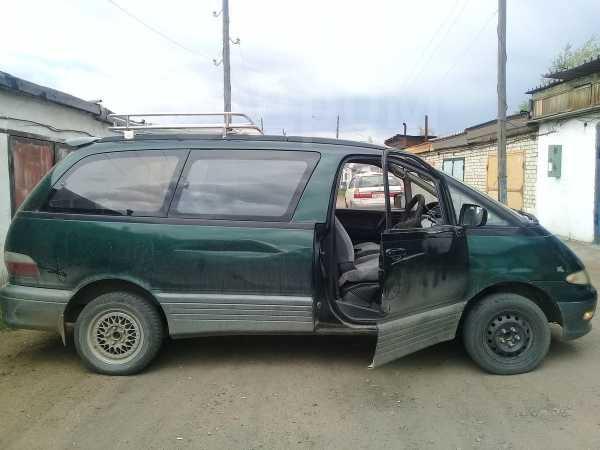 Toyota Estima Lucida, 1994 год, 130 000 руб.
