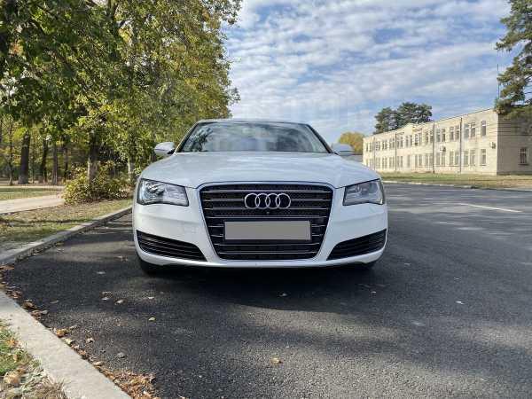 Audi A8, 2012 год, 1 250 000 руб.