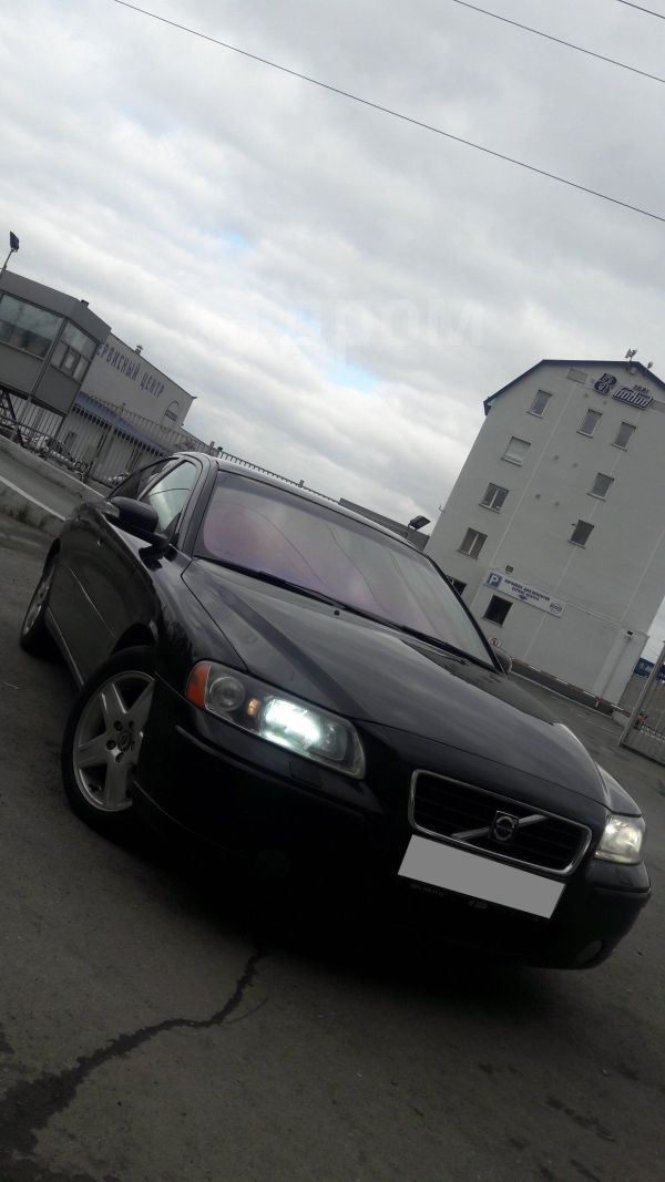 Volvo S60, 2007 год, 510 000 руб.