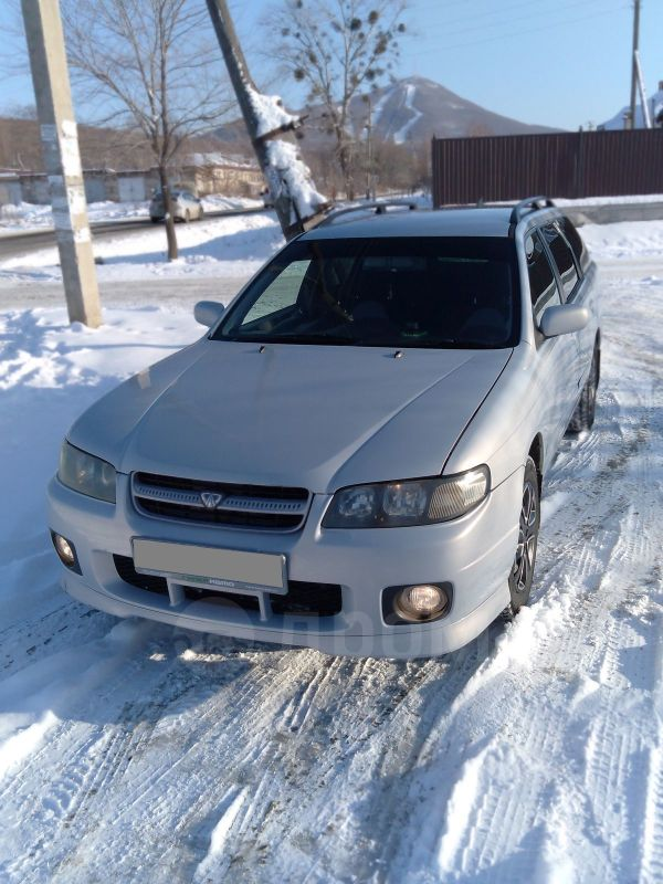 Nissan Avenir, 2001 год, 250 000 руб.