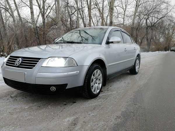 Volkswagen Passat, 2004 год, 330 000 руб.