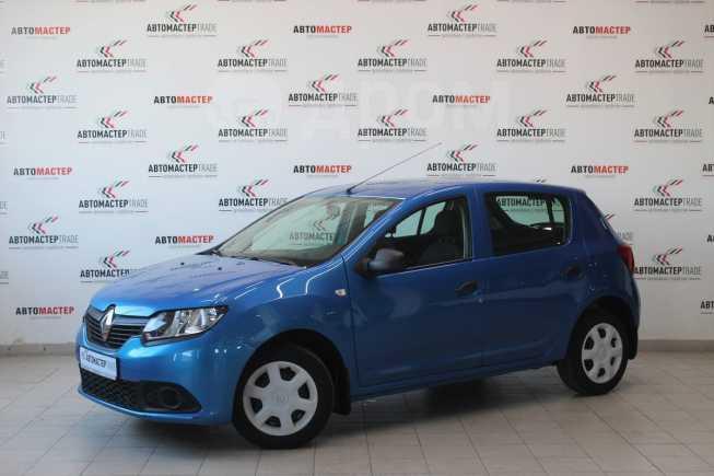 Renault Sandero, 2014 год, 432 000 руб.