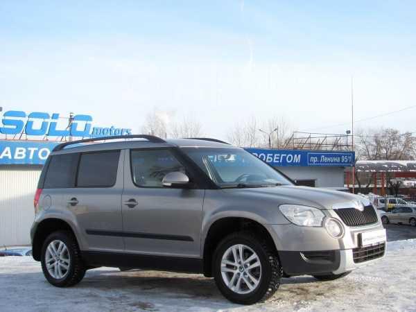 Skoda Yeti, 2011 год, 434 900 руб.