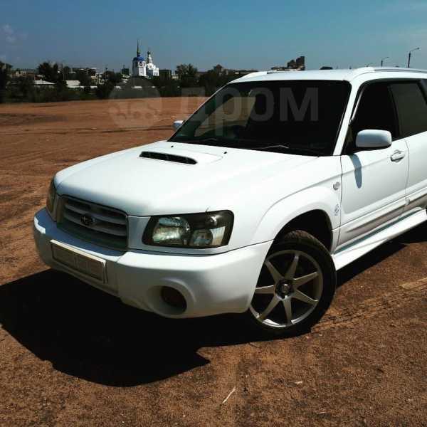 Subaru Forester, 2003 год, 520 000 руб.