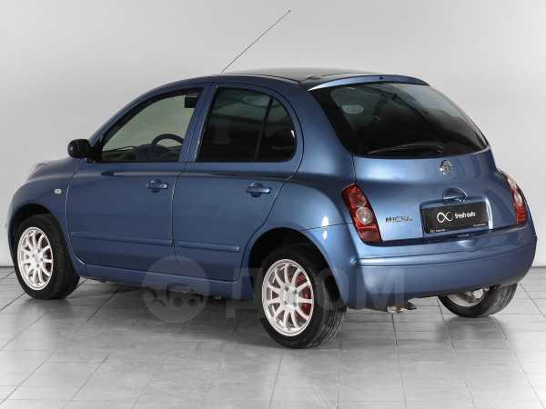 Nissan Micra, 2007 год, 415 000 руб.