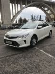 Toyota Camry, 2016 год, 1 170 000 руб.