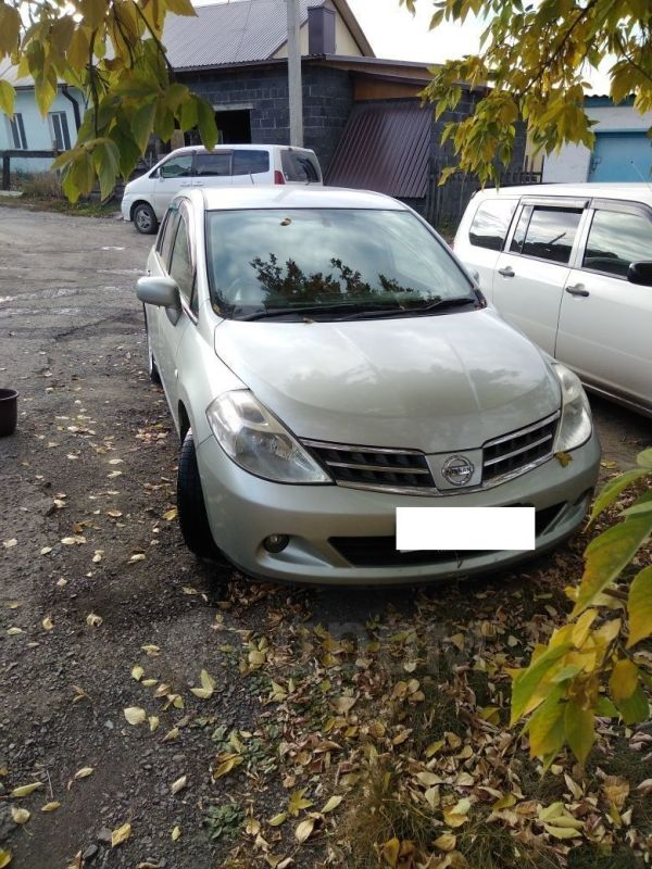 Nissan Tiida Latio, 2008 год, 320 000 руб.