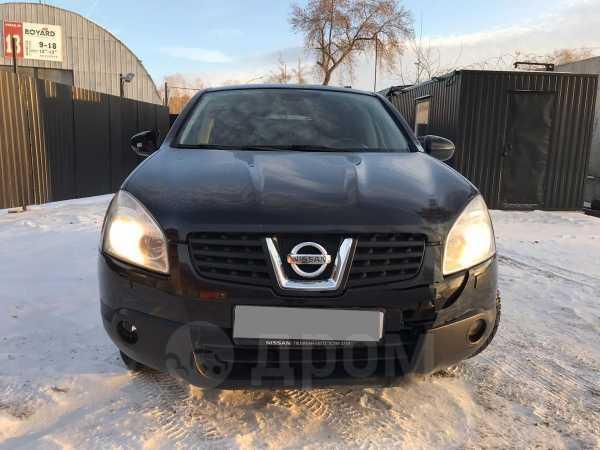 Nissan Qashqai, 2008 год, 460 000 руб.