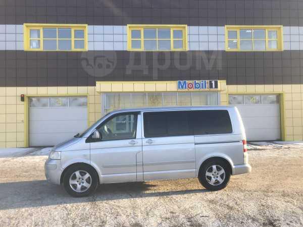 Volkswagen Multivan, 2005 год, 825 000 руб.