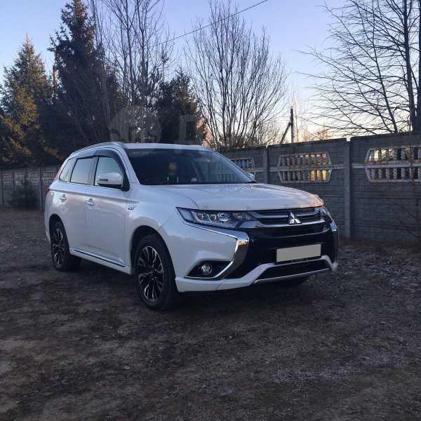Mitsubishi Outlander, 2018 год, 1 960 000 руб.