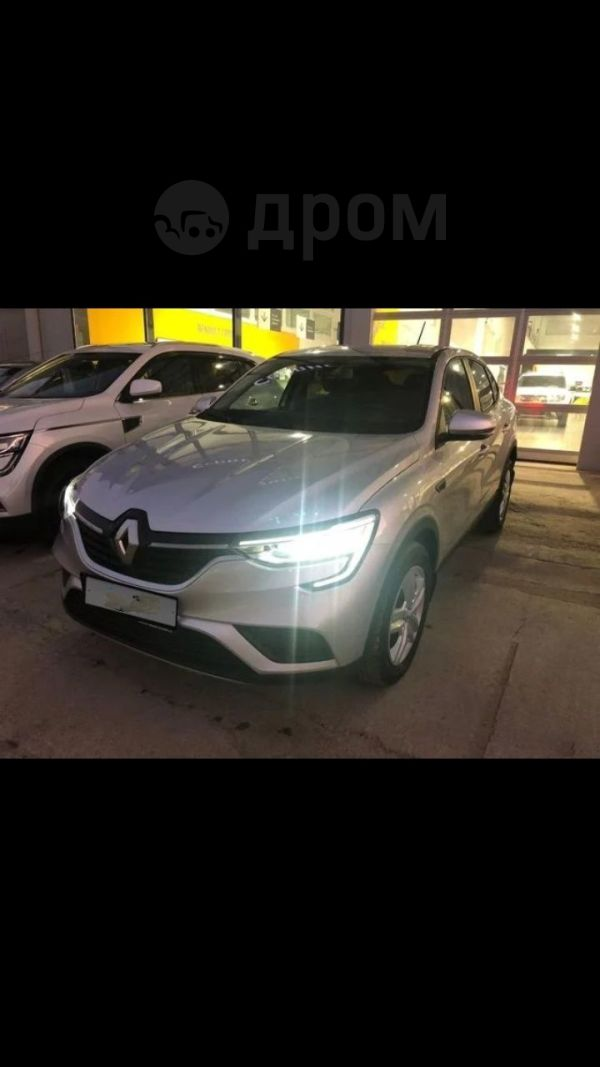 Renault Arkana, 2019 год, 1 195 000 руб.