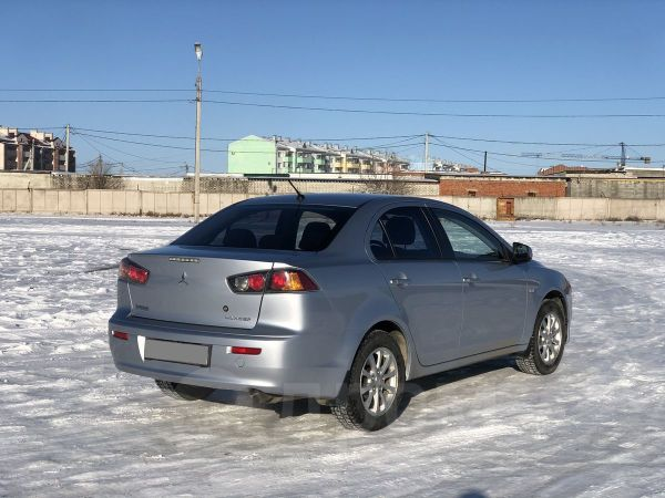 Mitsubishi Lancer, 2012 год, 520 000 руб.
