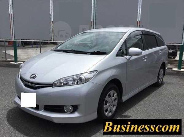 Toyota Wish, 2014 год, 675 000 руб.