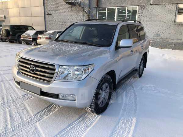 Toyota Land Cruiser, 2008 год, 1 400 000 руб.