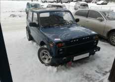 Новосибирск 4x4 2121 Нива 2001