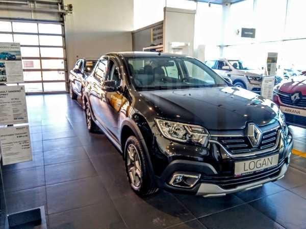 Renault Logan Stepway, 2019 год, 845 370 руб.
