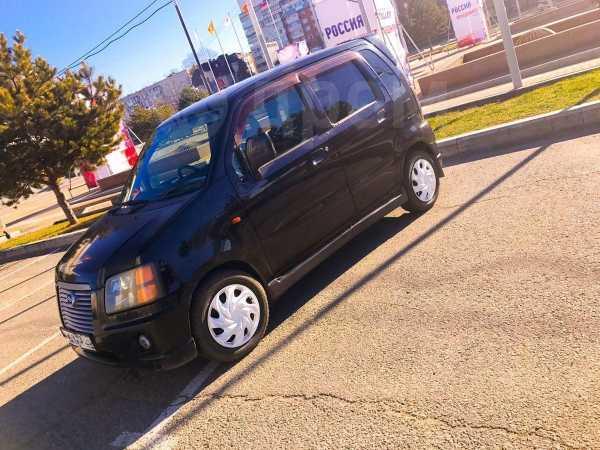 Suzuki Wagon R Solio, 2001 год, 150 000 руб.