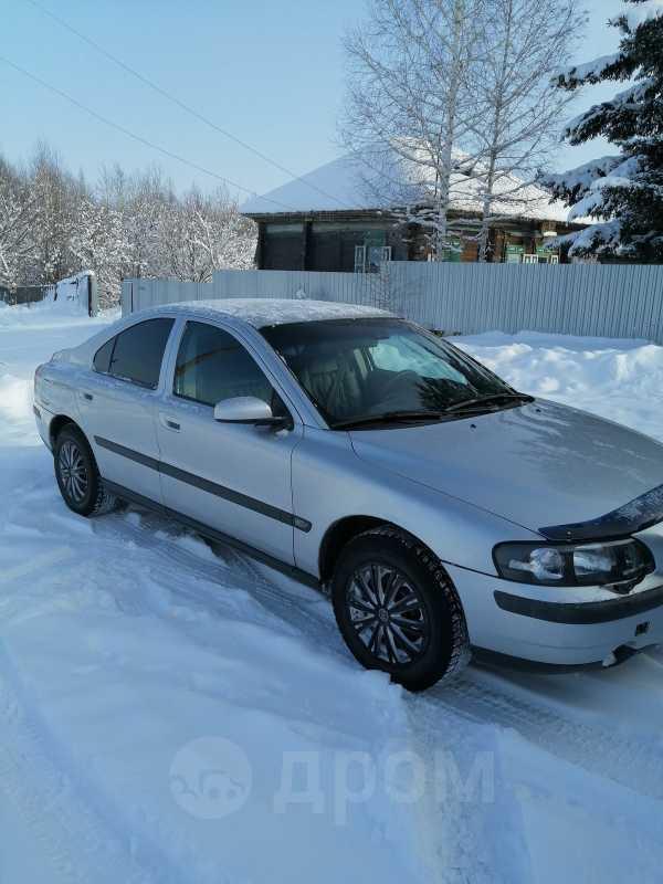 Volvo S60, 2003 год, 320 000 руб.