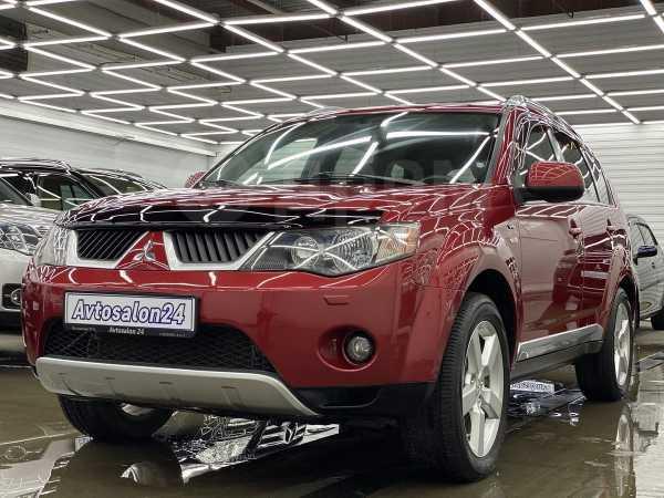 Mitsubishi Outlander, 2008 год, 659 999 руб.