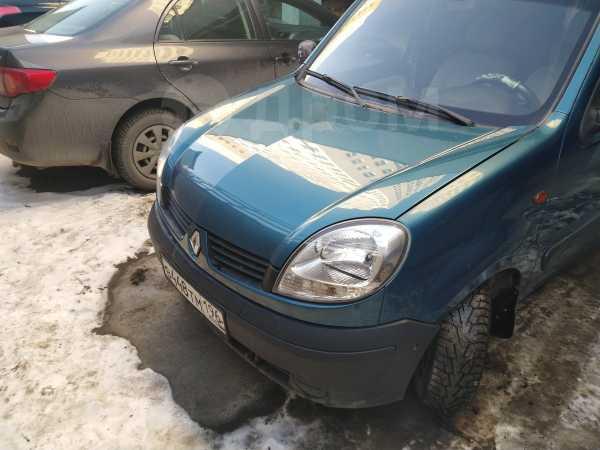 Renault Kangoo, 2004 год, 210 000 руб.