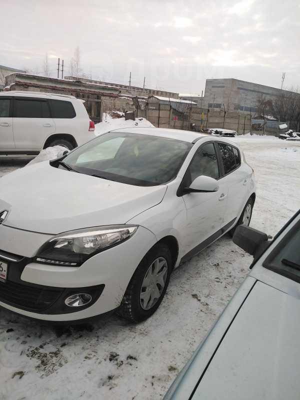 Renault Megane, 2012 год, 510 000 руб.