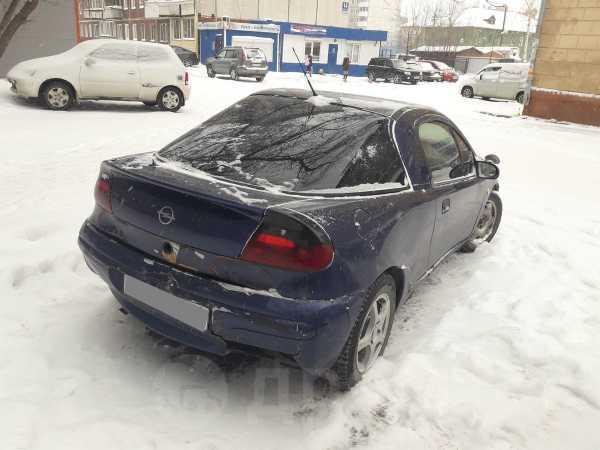 Opel Tigra, 1995 год, 150 000 руб.