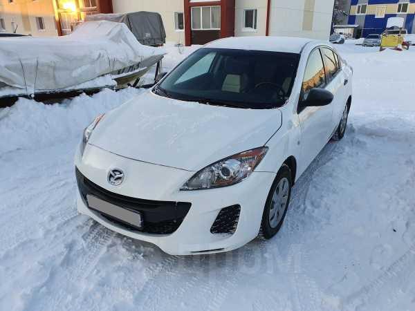Mazda Mazda3, 2012 год, 490 000 руб.