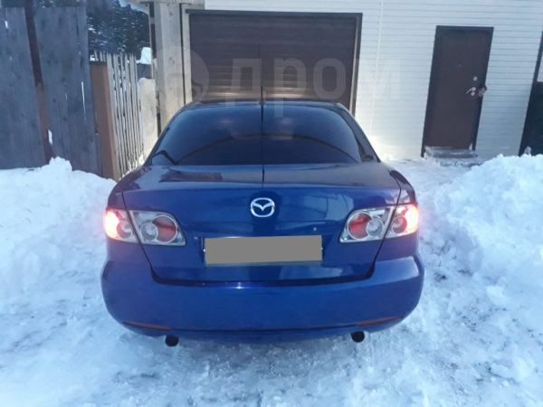 Mazda Mazda6, 2006 год, 350 000 руб.
