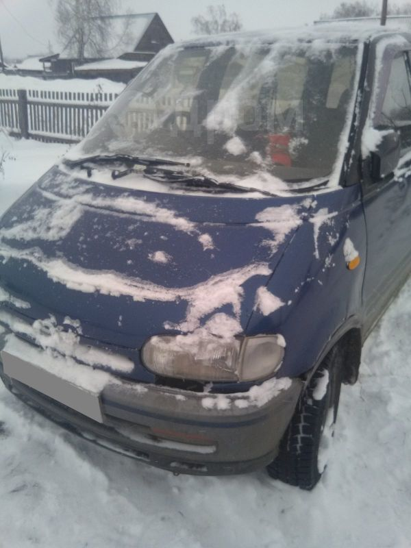 Nissan Serena, 1993 год, 75 000 руб.