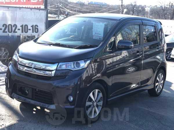 Mitsubishi eK Wagon, 2015 год, 387 000 руб.