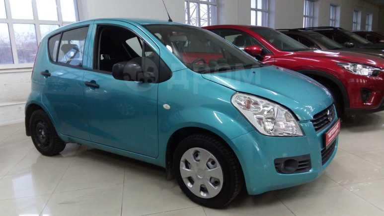 Suzuki Splash, 2010 год, 349 000 руб.