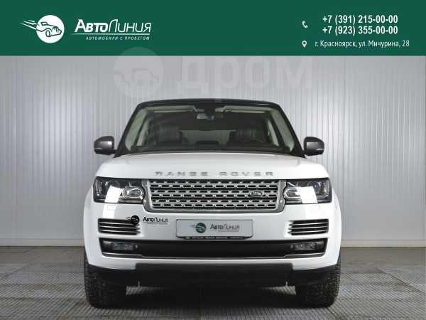 Land Rover Range Rover, 2013 год, 2 588 000 руб.