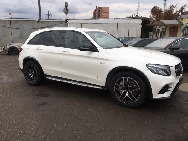 Mercedes-Benz GLC, 2016 год, 2 049 000 руб.