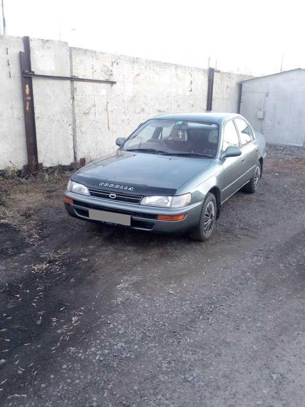 Toyota Corolla, 1992 год, 250 000 руб.