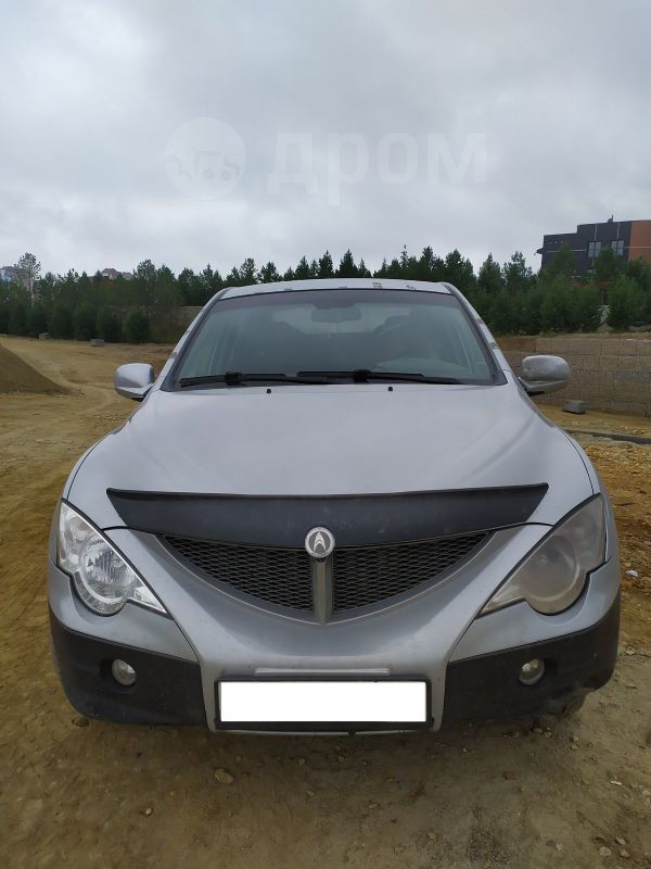 SsangYong Actyon Sports, 2008 год, 150 000 руб.