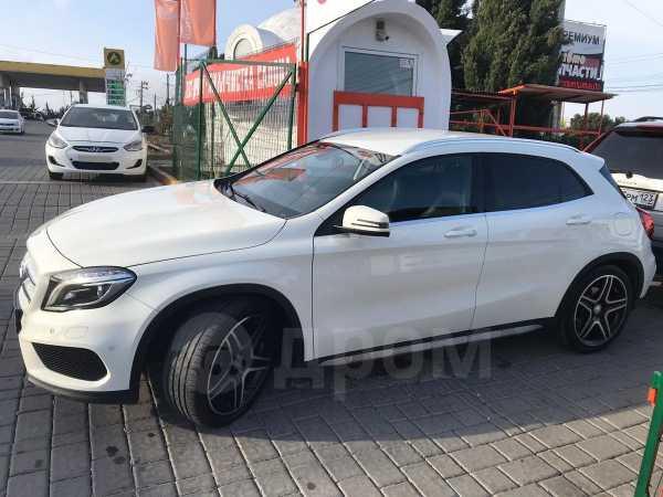 Mercedes-Benz GLA-Class, 2016 год, 1 699 000 руб.