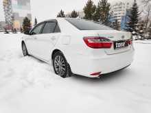 Кемерово Toyota Camry 2017