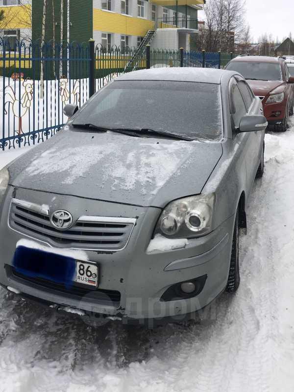 Toyota Avensis, 2008 год, 569 999 руб.