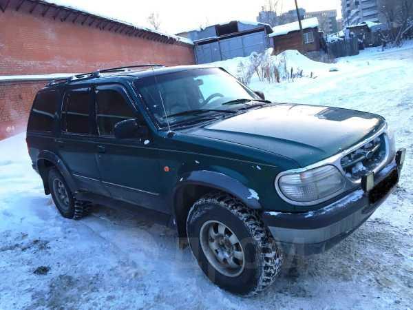 Ford Explorer, 1998 год, 295 000 руб.