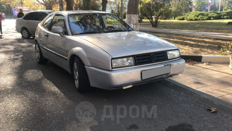 Volkswagen Corrado, 1989 год, 350 000 руб.