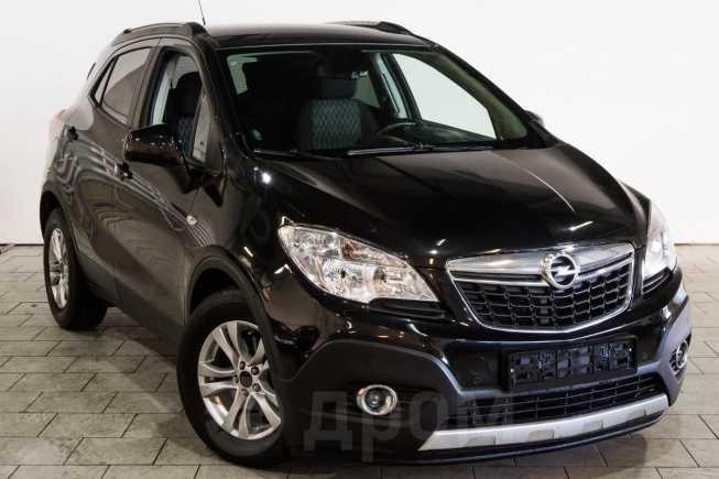 Opel Mokka, 2012 год, 590 000 руб.