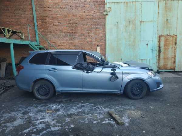 Toyota Corolla Fielder, 2014 год, 290 000 руб.