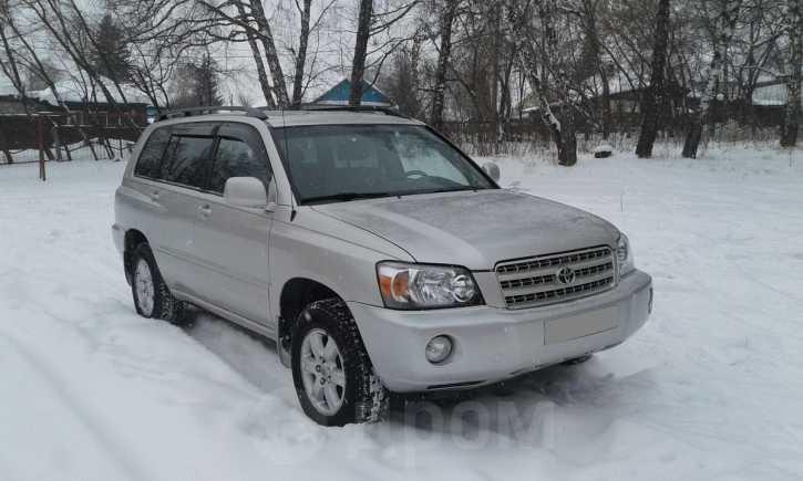 Toyota Highlander, 2003 год, 685 000 руб.