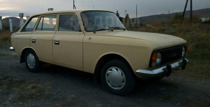 ИЖ 2125 Комби, 1990 год, 55 000 руб.