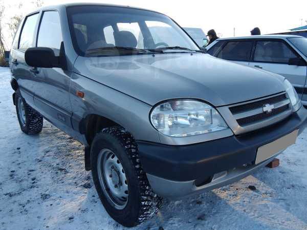Chevrolet Niva, 2008 год, 229 000 руб.