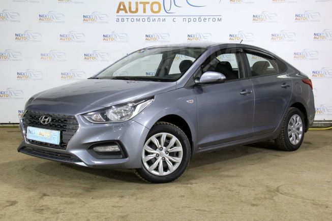 Hyundai Solaris, 2018 год, 697 000 руб.