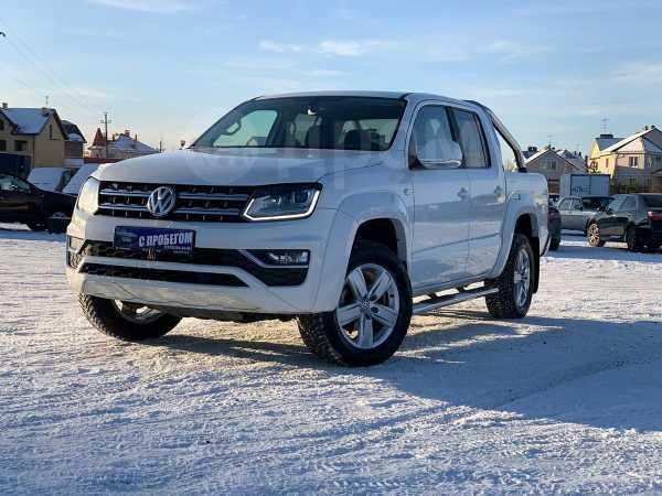 Volkswagen Amarok, 2016 год, 1 869 000 руб.