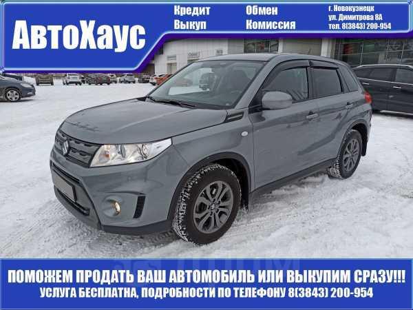 Suzuki Vitara, 2016 год, 1 010 000 руб.