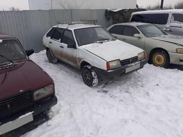 Лада 2109, 1997 год, 26 500 руб.